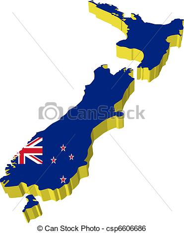 New Zealand clipart #15, Download drawings