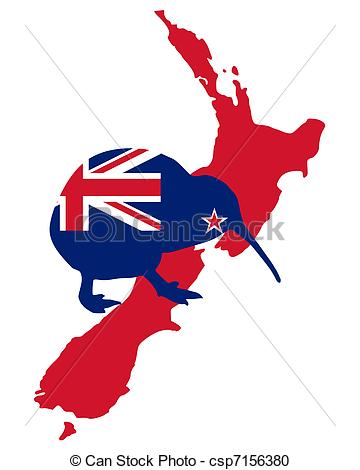 New Zealand clipart #11, Download drawings