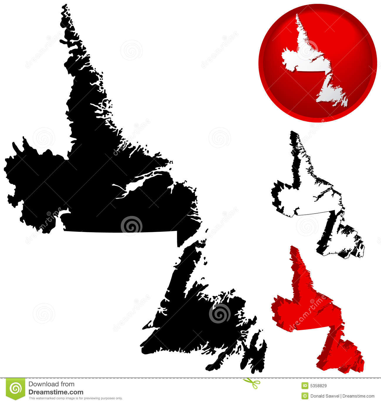 Newfoundland clipart #6, Download drawings