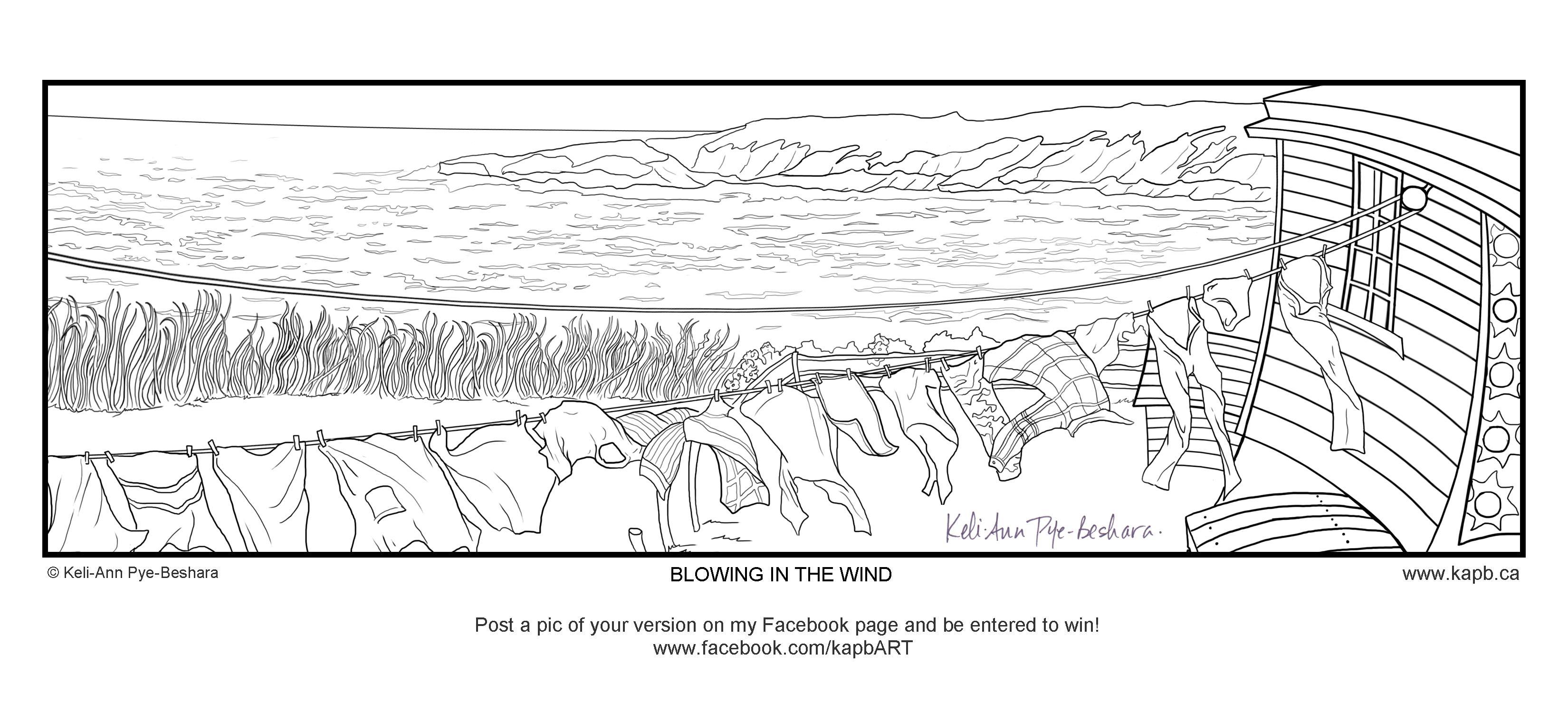 Newfoundland coloring #12, Download drawings