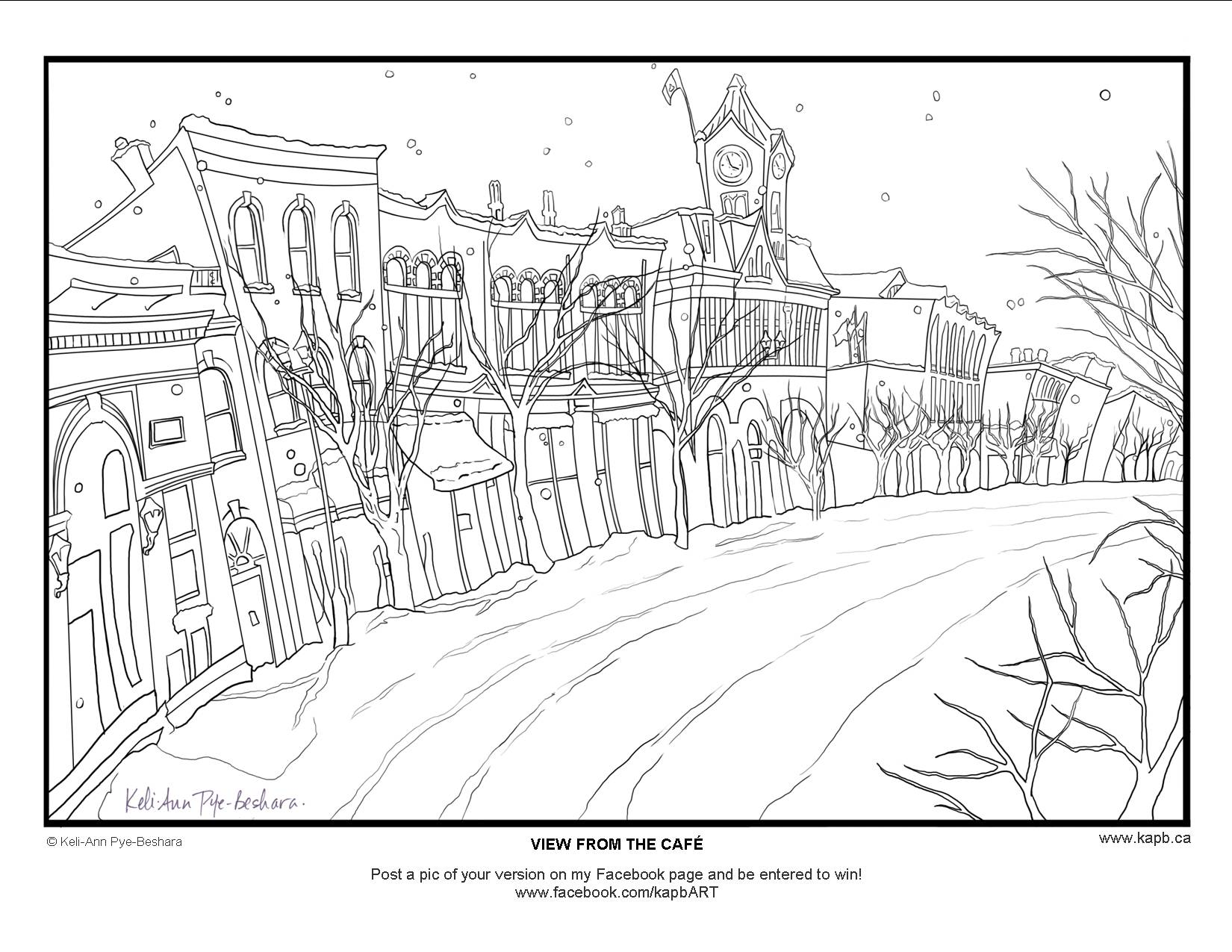 Newfoundland coloring #6, Download drawings