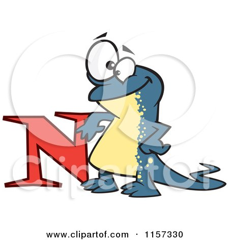 Newt clipart #7, Download drawings