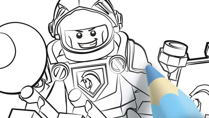 Nexus coloring #19, Download drawings