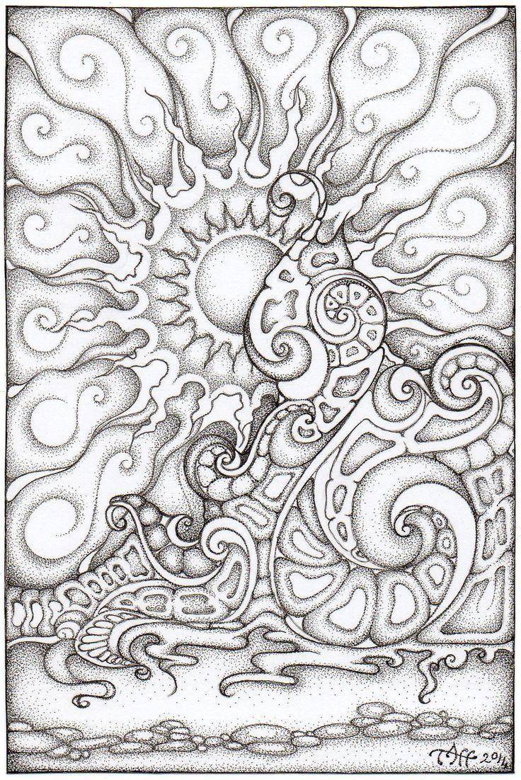 Nexus coloring #4, Download drawings