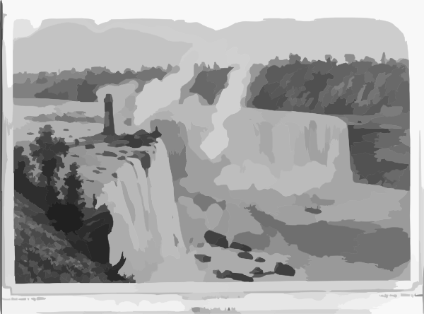 Niagara Falls clipart #3, Download drawings