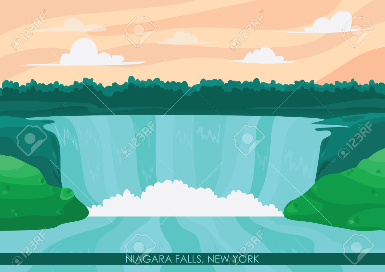 Niagara Falls clipart #17, Download drawings