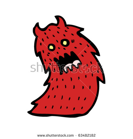 Nian Monster clipart #12, Download drawings