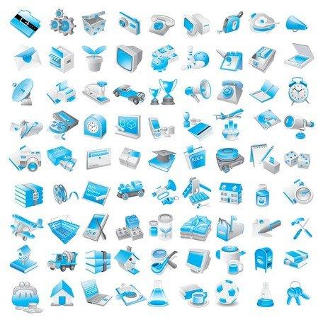 Niebieski clipart #18, Download drawings