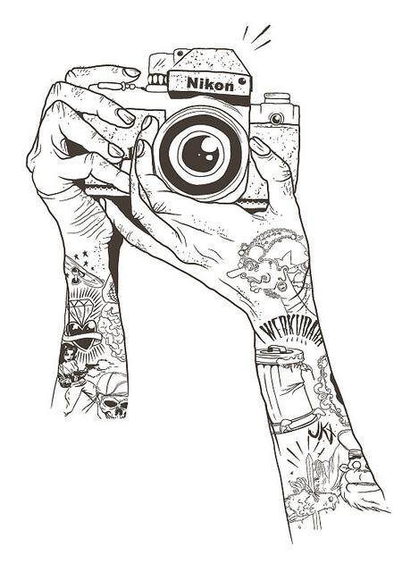 Nikon coloring #10, Download drawings