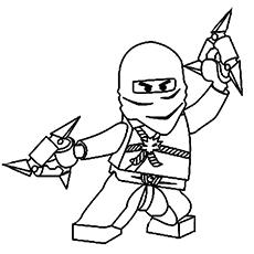 Ninjas coloring #19, Download drawings