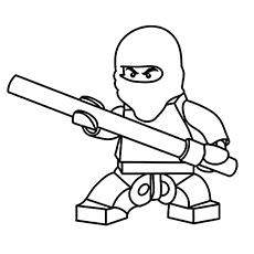 Ninja coloring #2, Download drawings
