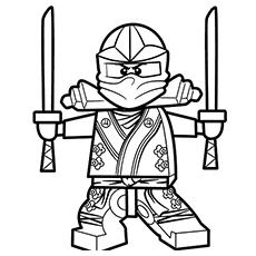 Ninja coloring #6, Download drawings