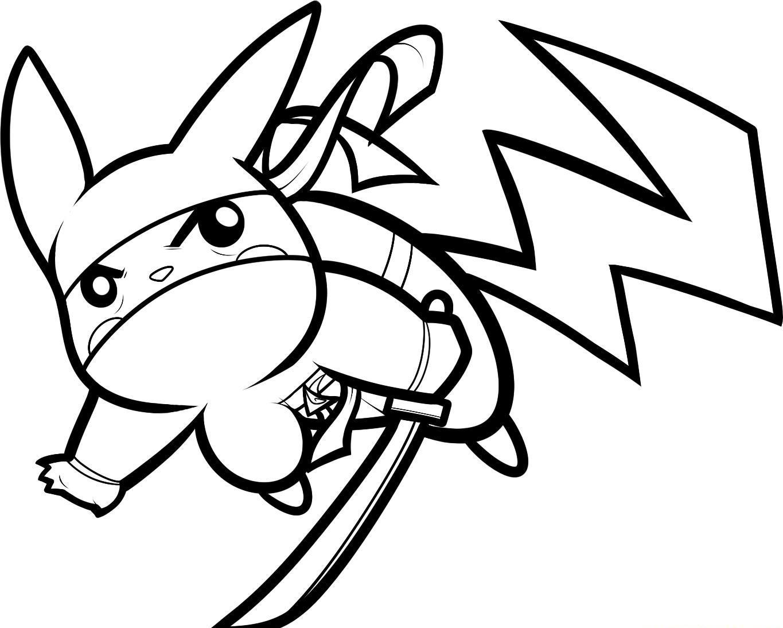 Ninja coloring #1, Download drawings