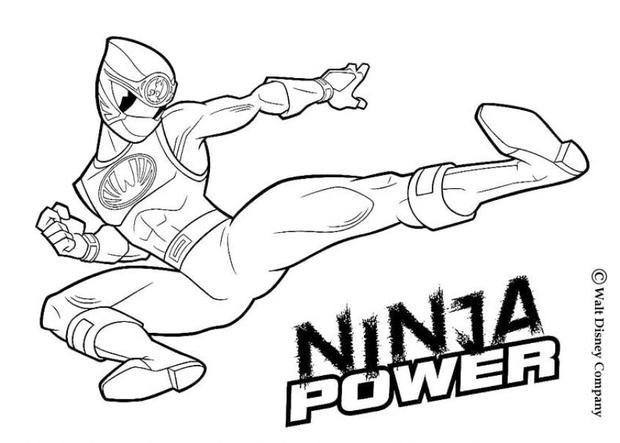 Ninja coloring #15, Download drawings