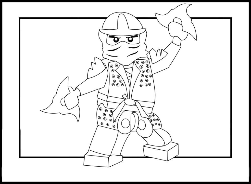 Ninja coloring #10, Download drawings
