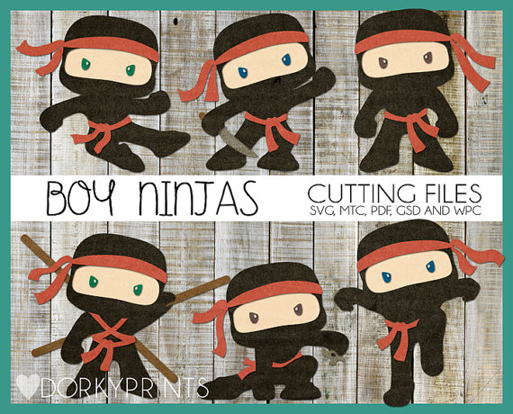 Ninja svg #11, Download drawings