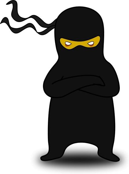 Ninja svg #10, Download drawings