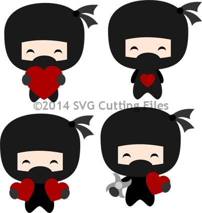 Ninja svg #8, Download drawings