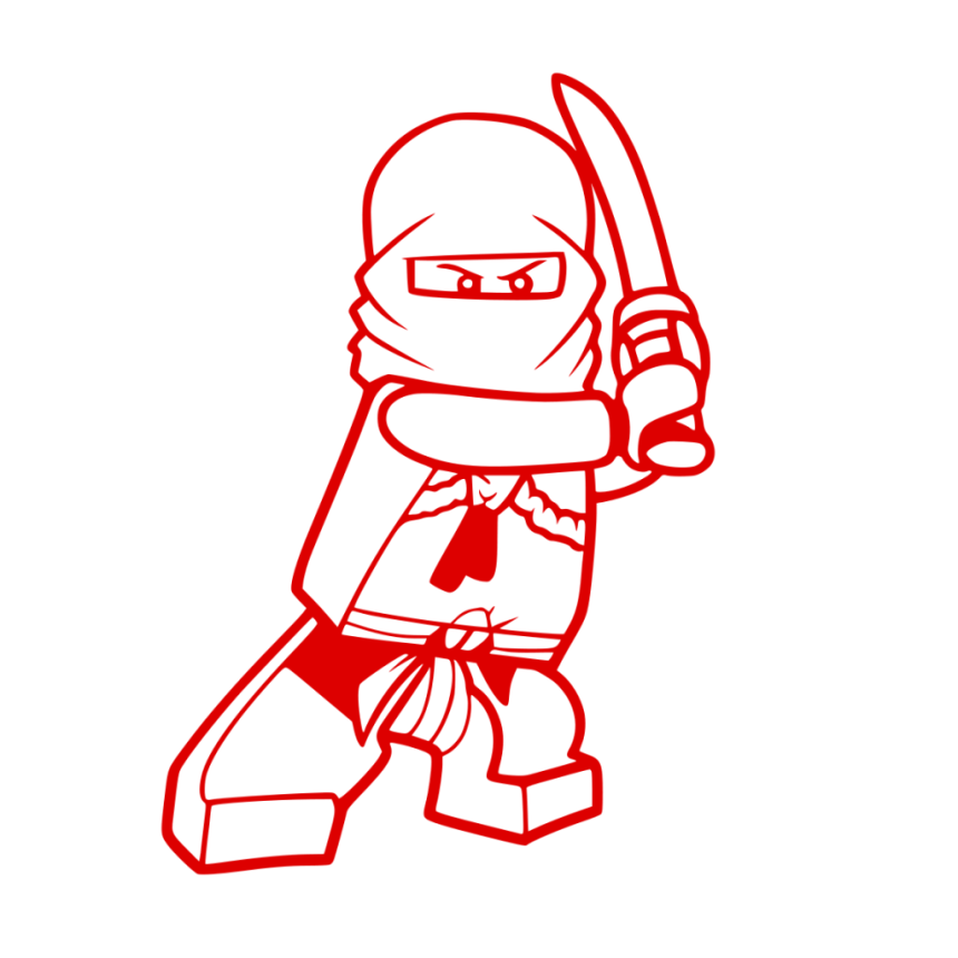 Ninja svg #1, Download drawings