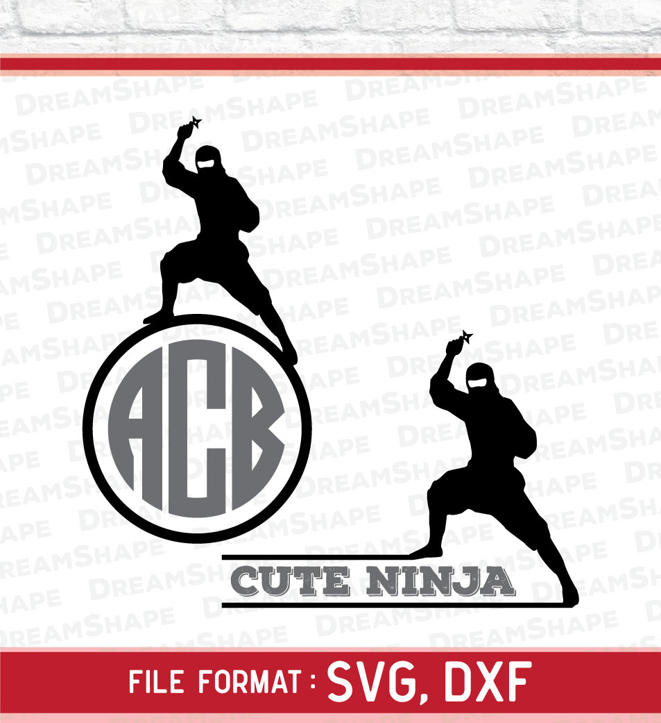 Ninja svg #6, Download drawings