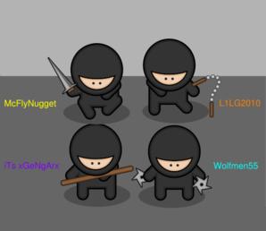 Ninjas clipart #5, Download drawings