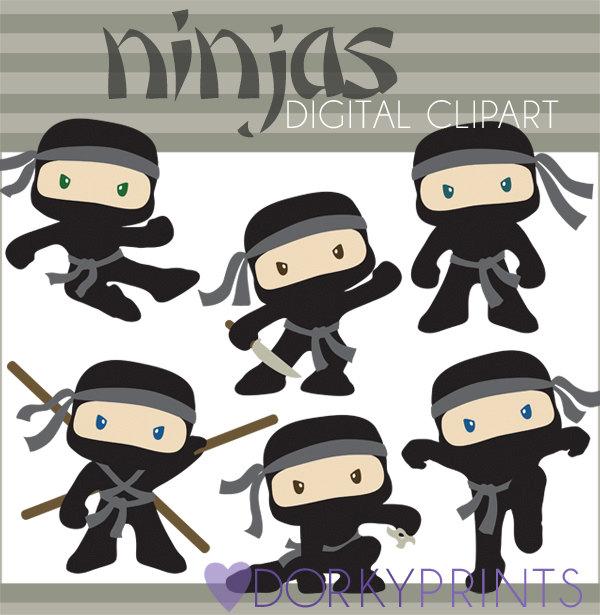 Ninjas clipart #11, Download drawings