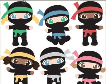 Ninjas clipart #18, Download drawings