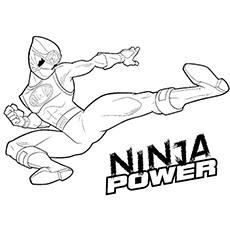 Ninjas coloring #8, Download drawings