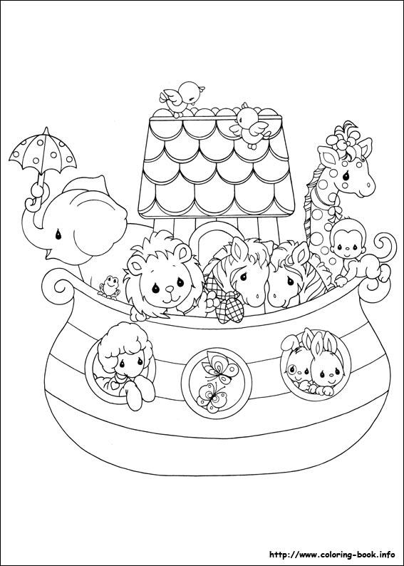 Noah Legend coloring #10, Download drawings