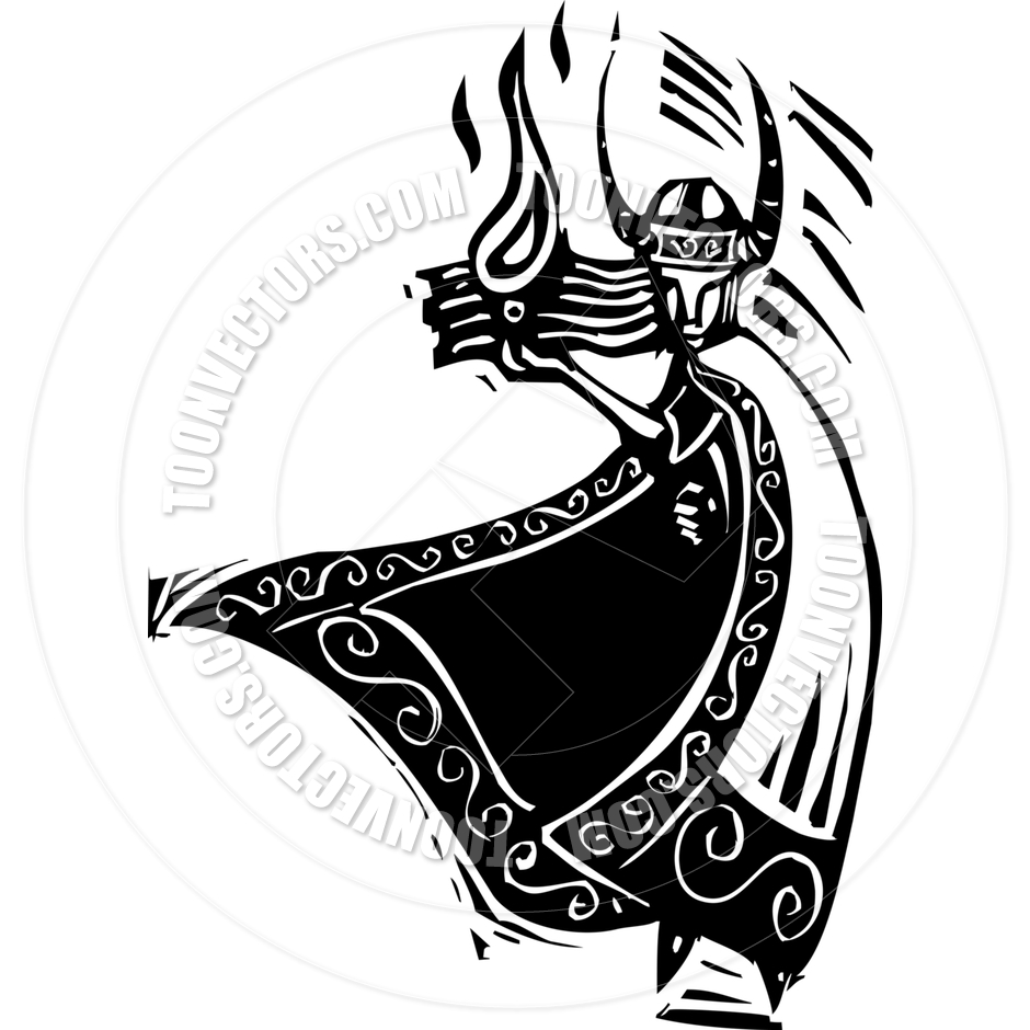 Norse clipart #1, Download drawings