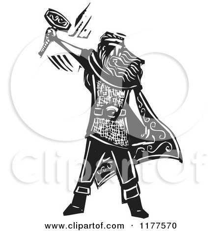 Norse clipart #15, Download drawings