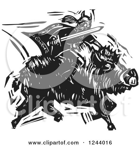 Norse clipart #13, Download drawings