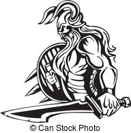 Norse clipart #17, Download drawings