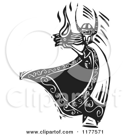 Norse clipart #3, Download drawings