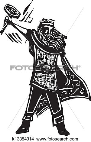 Norse clipart #6, Download drawings