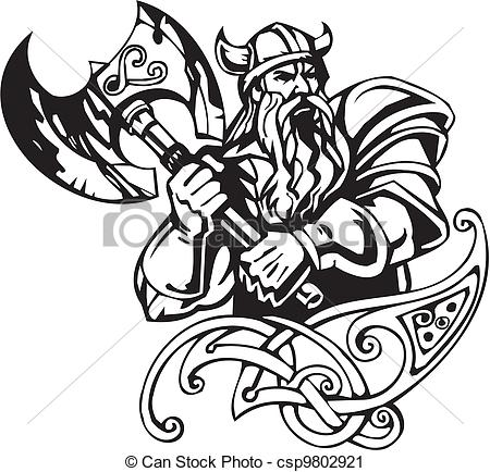 Norse clipart #16, Download drawings