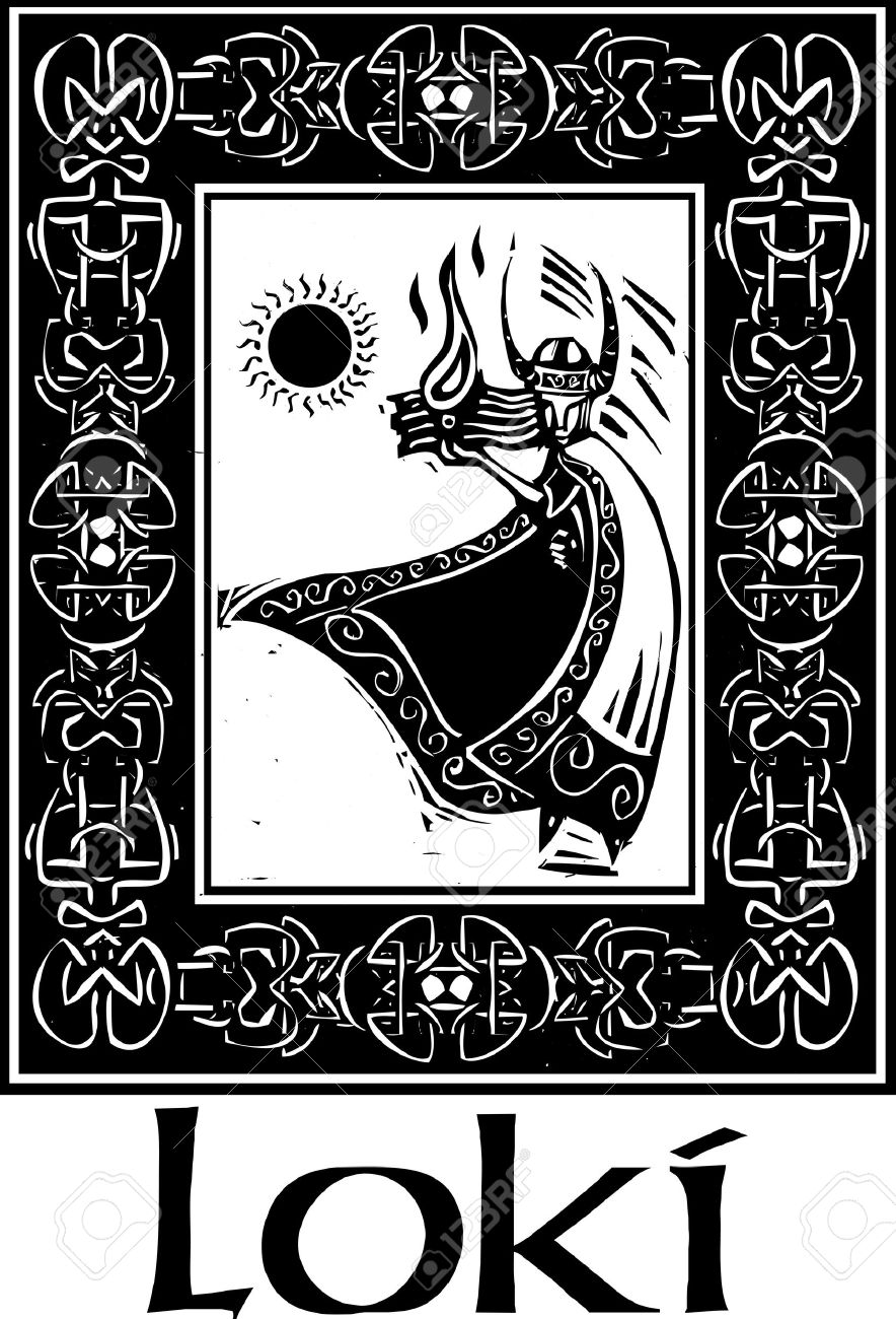 Norse Mythology clipart #13, Download drawings