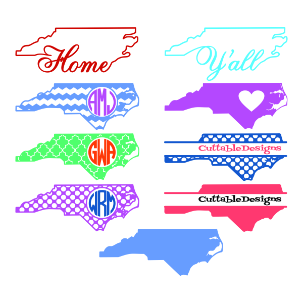 North Carolina svg #8, Download drawings