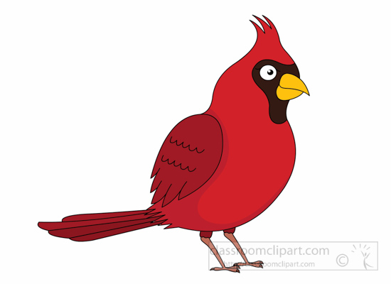 Northern Cardinal clipart #16, Download drawings