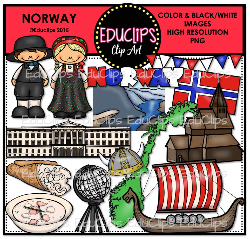 Norway clipart #1, Download drawings