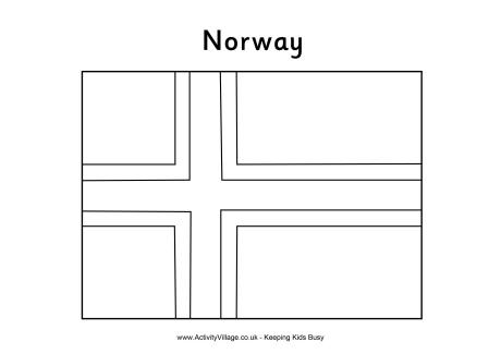 Norway coloring #6, Download drawings