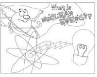 Nuclear coloring #10, Download drawings