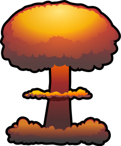 Nuke clipart #13, Download drawings