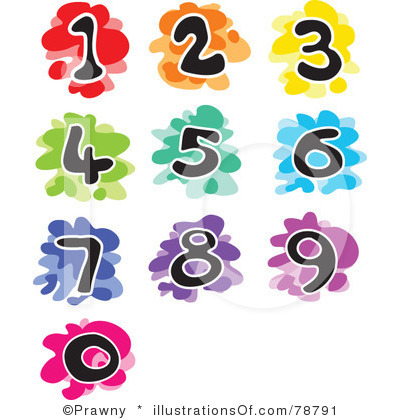 Number clipart #17, Download drawings