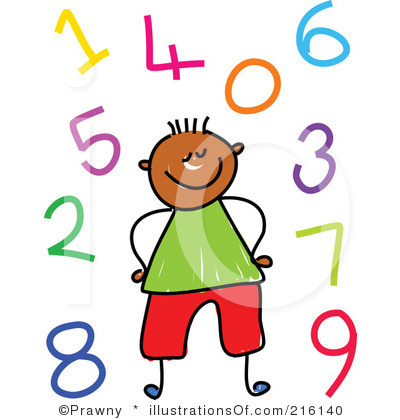 Numbers clipart #7, Download drawings