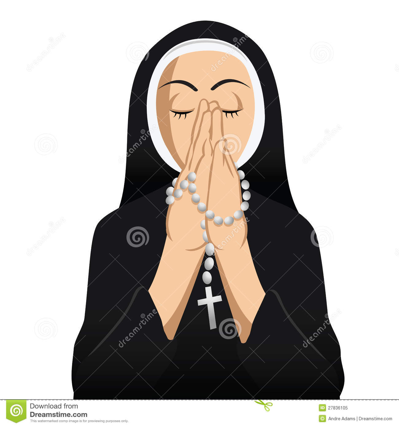 Nun clipart #10, Download drawings
