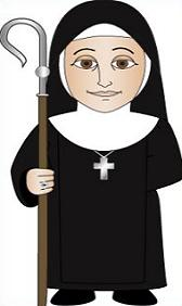 Nun clipart #17, Download drawings