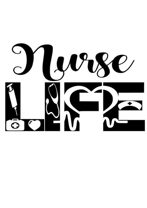 nurse life svg #526, Download drawings