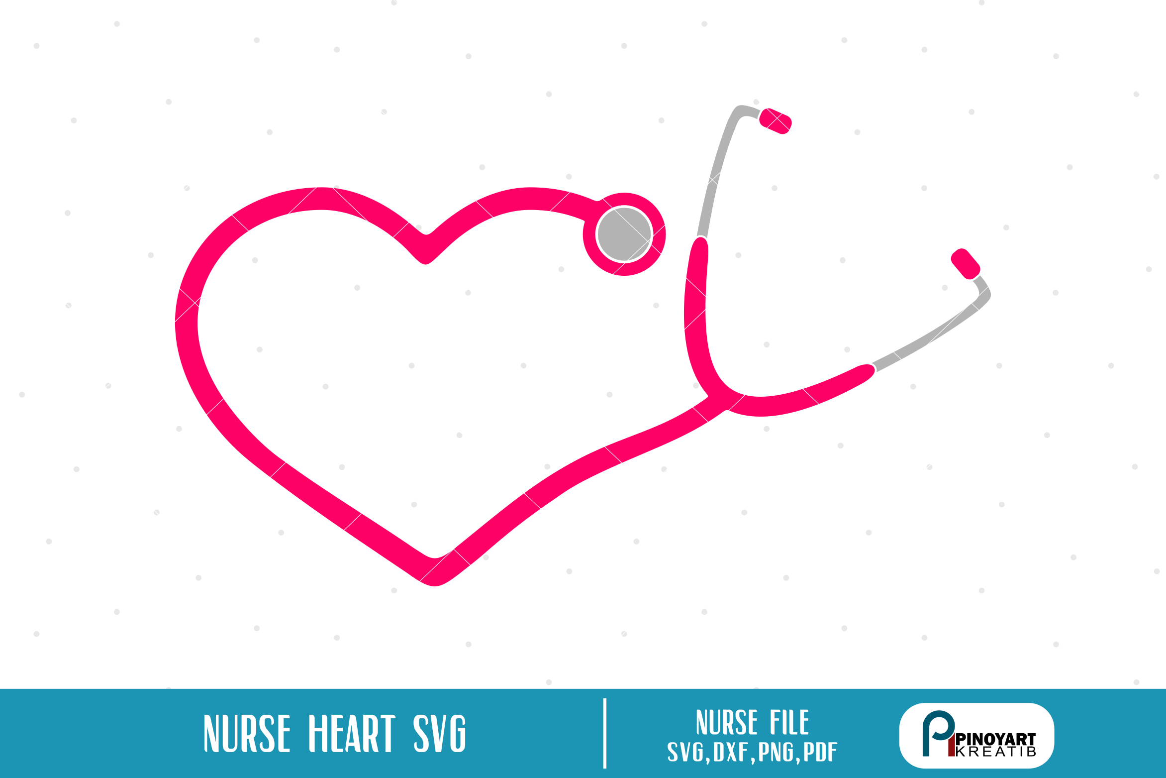 nurse stethoscope svg #526, Download drawings