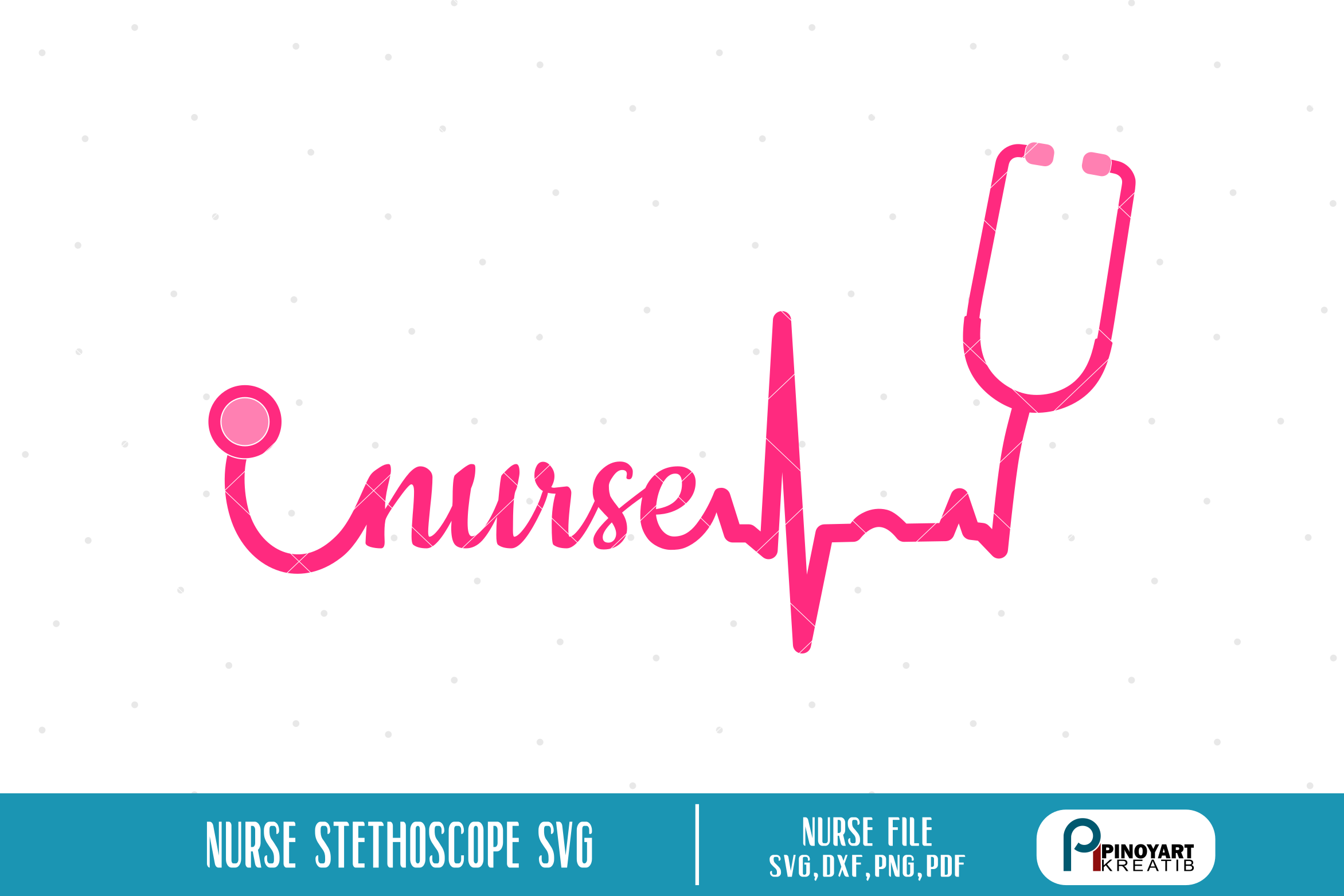 nurse stethoscope svg #531, Download drawings